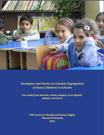 Strategies and Tactics to Combat Segregation of Roma Children in