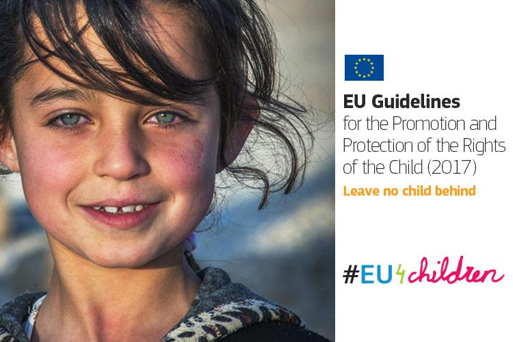 EU Guidelines for the Promotion and protection of the Rights of the Child (2017)