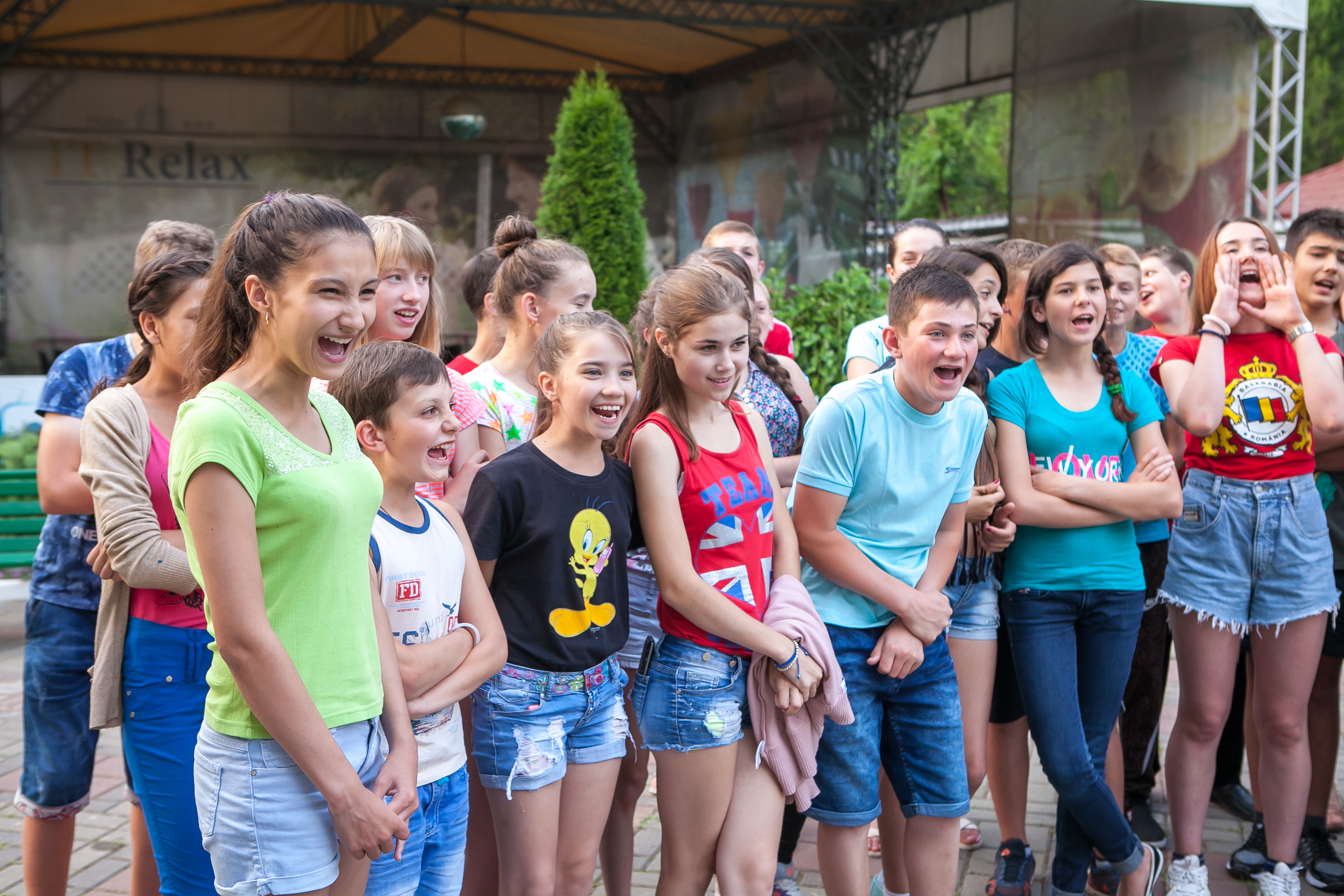 65 young people from moldova participated in the teenage for People s choice 65