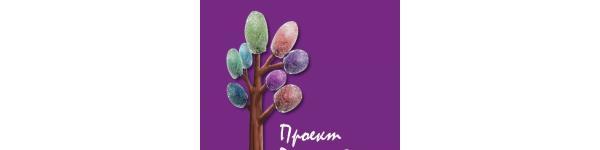 Diverse Project Handbook Cover (Bulgarian)