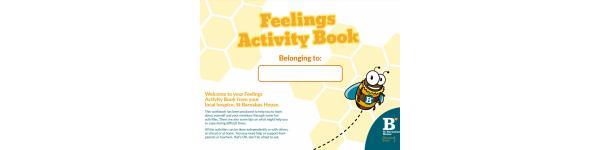 Feelings Activity Book