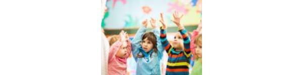 Development of children brain through activities