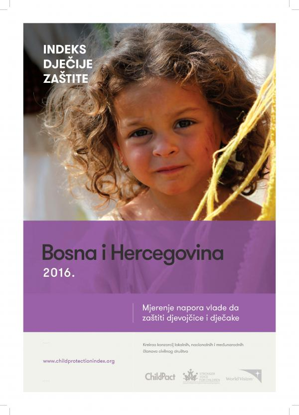 Child Protection Index - BiH Child Protection Index
